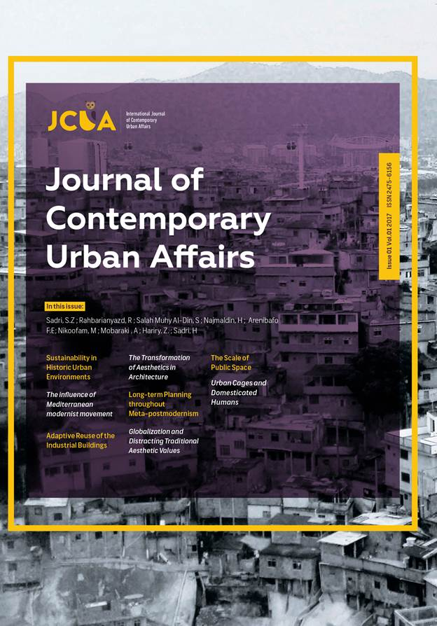 Journal of Contemporary Urban Affairs